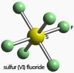 sf6-molecule-structure