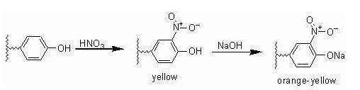 Reazione xantoproteica