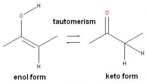 tautomeria