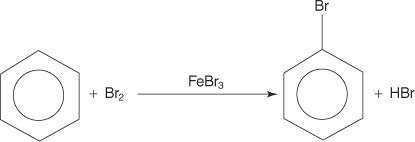 bromurazione benzene